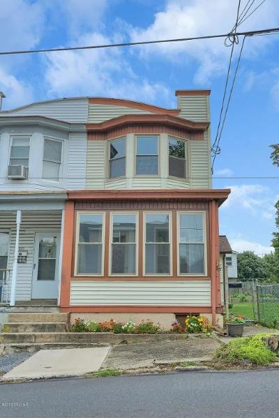 Single Family Home For Sale: 1543 W Montgomery Street