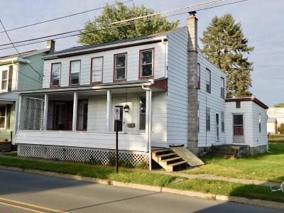 Danville PA Single Family Home For Sale: $94,000