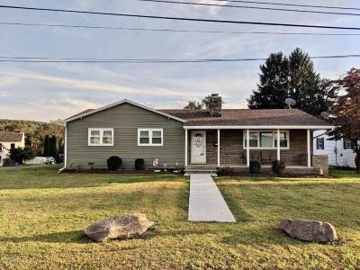 Berwick Single Family Home For Sale: 1216 Susquehanna Avenue