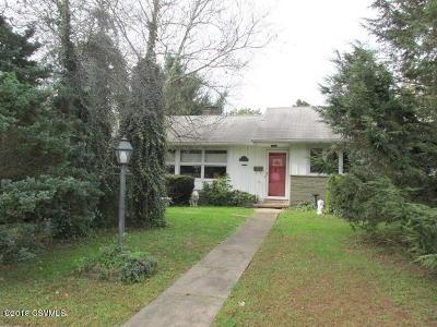 Single Family Home For Sale: 160 Nottingham Road