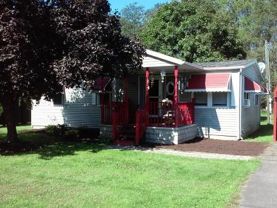 Berwick PA Single Family Home Active Contingent: $64,900
