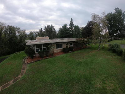 Bloomsburg Single Family Home For Sale: 6940 Scenic Drive