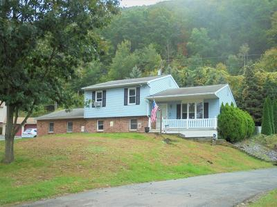 Bloomsburg PA Single Family Home Active Contingent: $138,000