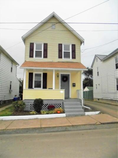 Berwick PA Single Family Home Active Contingent: $88,900