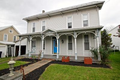 Single Family Home For Sale: 158 E Main Street
