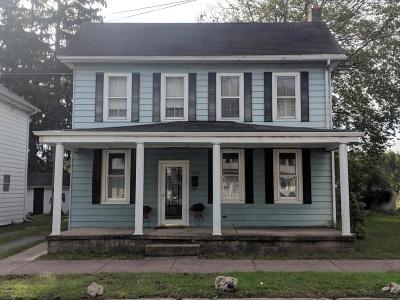 Berwick Single Family Home For Sale: 436 W Front Street