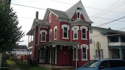 Single Family Home For Sale: 233 Walnut Street