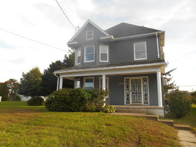 Berwick PA Single Family Home Active Contingent: $144,900