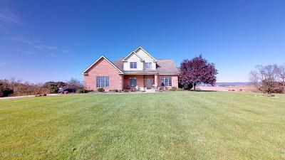 Single Family Home For Sale: 1075 Enterline Road