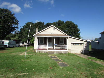 Mifflinville PA Single Family Home For Sale: $85,000