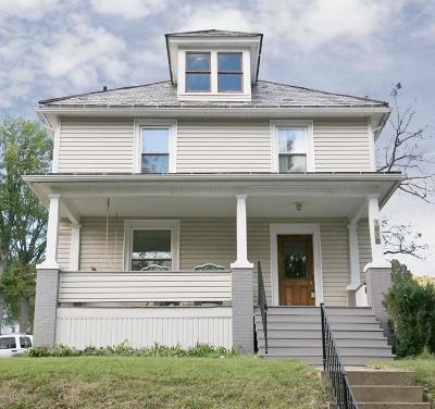 Single Family Home For Sale: 1030 Louisa Street