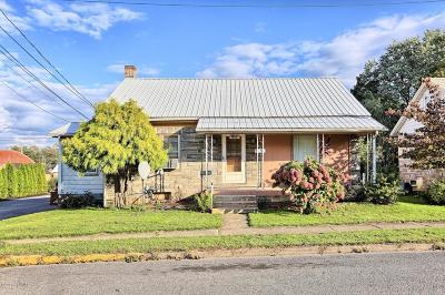 Single Family Home For Sale: 1009 Orange Street