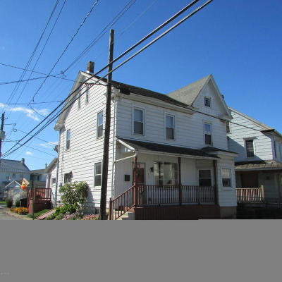 Single Family Home For Sale: 959 Reagan Street