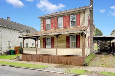 Single Family Home For Sale: 531 Front Street