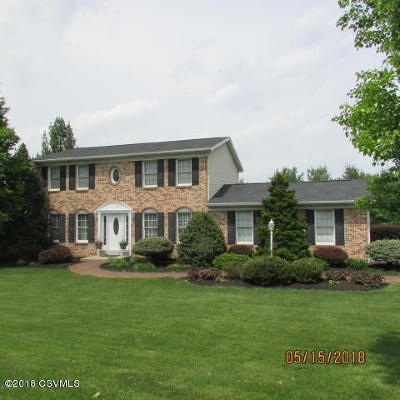 Single Family Home For Sale: 206 Quarry Road