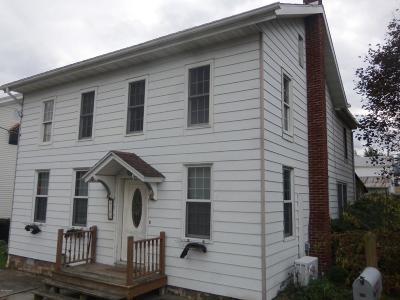 Single Family Home For Sale: 106 W Walnut Street