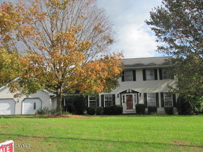 Danville Single Family Home Active Contingent: 96 Kaseville Road