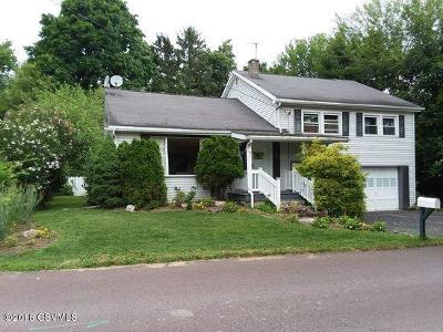Single Family Home Active Contingent: 151 Hemlock Street