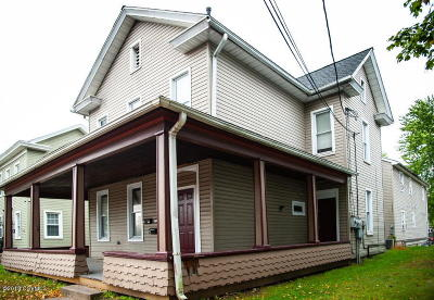 Bloomsburg Multi Family Home For Sale: 522 - 524 East Street