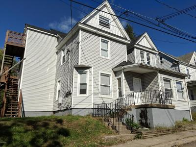 Bloomsburg Multi Family Home For Sale: 341 Fair Street