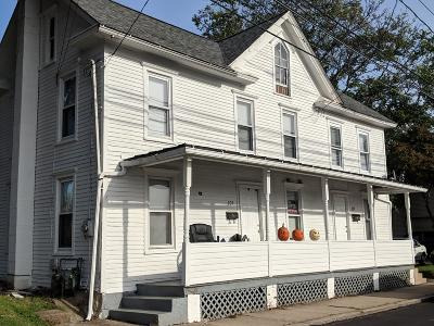 Bloomsburg Multi Family Home For Sale: 305-307 Iron Street