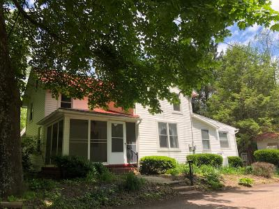 Benton Single Family Home For Sale: 394 Stevens Hill Road