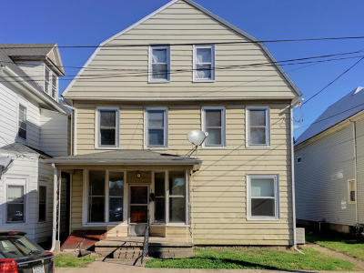 Berwick Multi Family Home For Sale: 806 N Vine Street