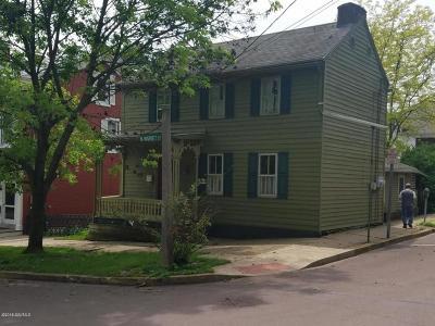 Bloomsburg Rental For Rent: 102 Market Street