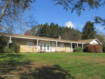 Single Family Home For Sale: 7003 Scenic Drive