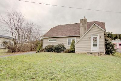 Berwick PA Single Family Home For Sale: $145,000