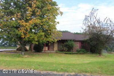 Single Family Home For Sale: 335 School House Lane