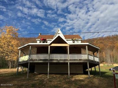 Single Family Home For Sale: 2263 Upper Road
