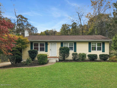 Single Family Home For Sale: 195 Pine Summit Road