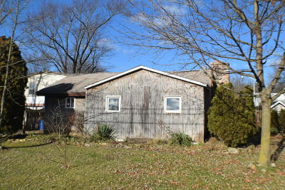 Single Family Home For Sale: 18280 Old Turnpike Road