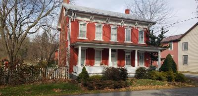 Single Family Home For Sale: 327 High Street