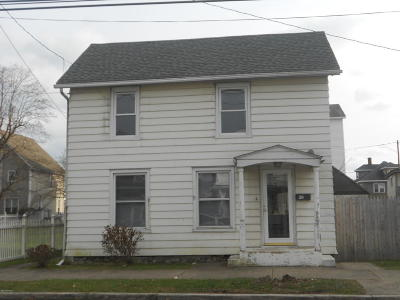 Berwick PA Single Family Home For Sale: $39,500