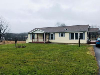 Danville Single Family Home Active Contingent: 342 Liberty Valley Road