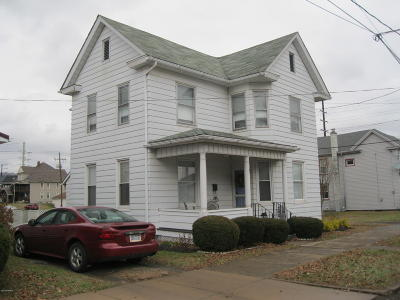 Single Family Home For Sale: 123 E 8th Street