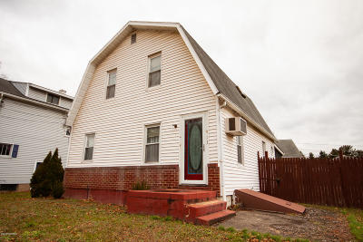 Single Family Home Active Contingent: 913 Old Berwick Road