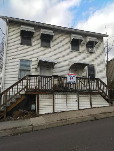 Danville Multi Family Home For Sale: 237-241 Center Street