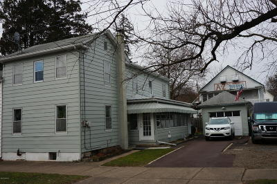 Single Family Home For Sale: 459 W Main Street