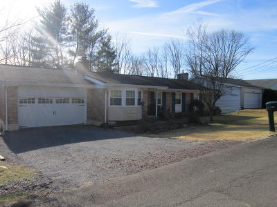 Bloomsburg Single Family Home Active Contingent: 604 Country Club Drive