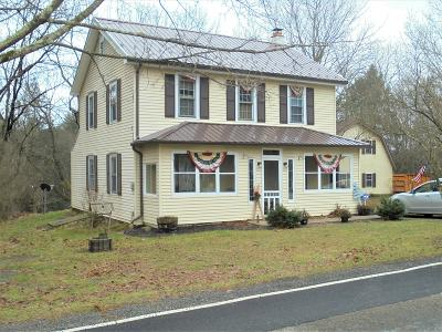 Shickshinny PA Single Family Home Active Contingent: $144,500