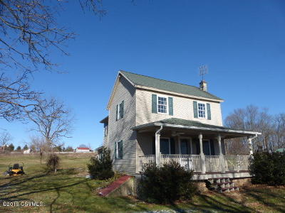 Danville Single Family Home For Sale: 192 Hill Road