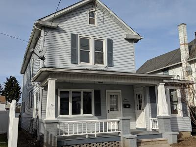Single Family Home For Sale: 417 E 2nd Street