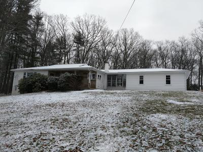 Catawissa PA Single Family Home For Sale: $140,000