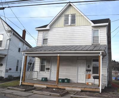 Bloomsburg Multi Family Home For Sale: 629-631 Old Berwick Road
