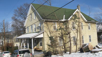 Berwick Multi Family Home For Sale: 348-350 Grant Street