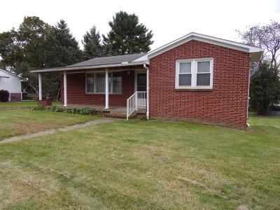 Berwick Single Family Home Active Contingent: 1314 1st Avenue