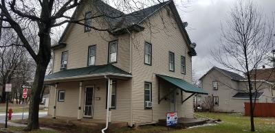 Bloomsburg Multi Family Home Active Contingent: 103-105 Leonard Street